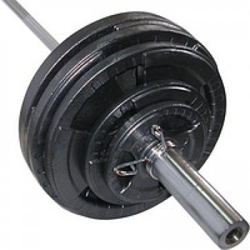 Штанга наборная Newt 175 кг 220 см (TI-NE0175-2200)
